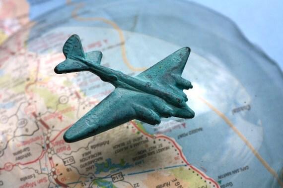Aviation Lover's Brooch (1pc)