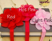 Valentine Trio Collection- All 3 Styles RED, Hot Pink, and Light Pink