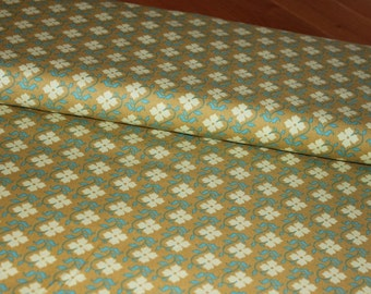 00307 Joel Dewberry Buttercup in Lichen color- 1 yard