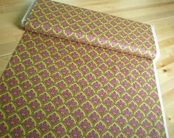 02003 - Studio E-  Road to Marrakech in Archway Lime color- 1 yard