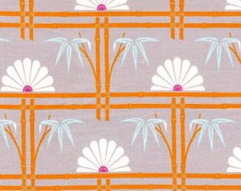 """01516 Tanya Whelan Dolce Collection Bamboo Garden in Grey- last 34"""" short yard"""