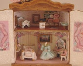 Oh Cinderella, Cendrillon - A Bespaq Cabinet Kit in 1:120 scale