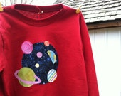 Planet Time Tee
