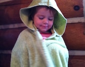 Super Soft Scrapplique Hooded Towel