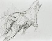 Sketch 151 / Etude 151