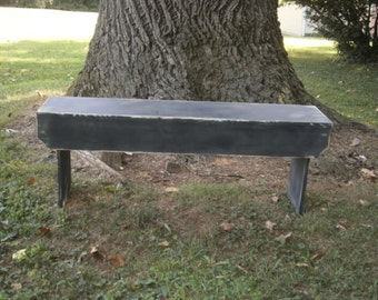 wooden bench 3' bench/entryway bench/hallway/tv stand/coffee table/wood bench