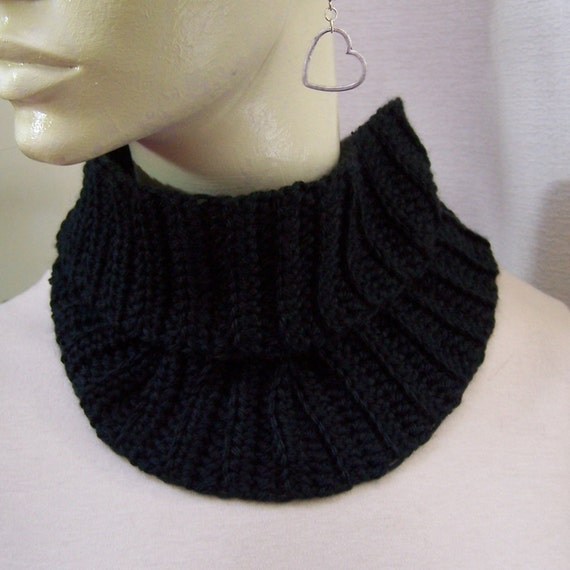 how to make a circle scarf