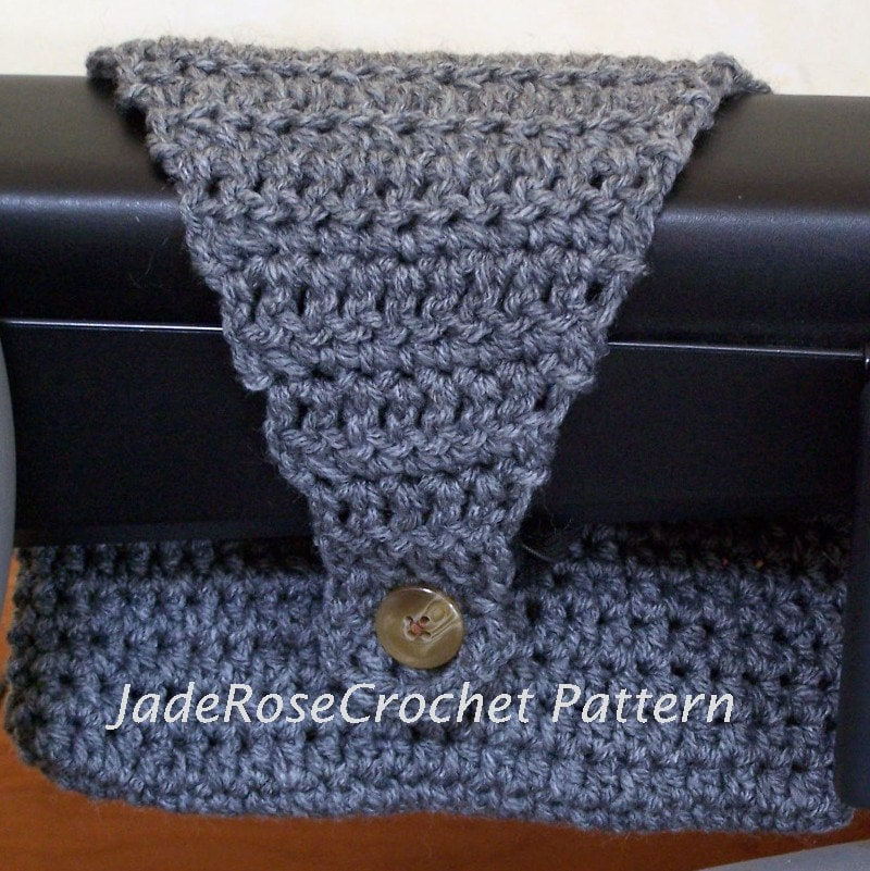 Crochet Tote Pattern for Walker Wheelchair or by ...