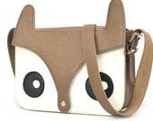 Little Fox Messenger/Shoulder Bag