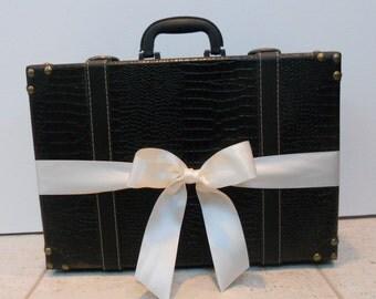 Wedding Suitcase Card Holder / Card Box