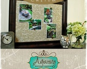 CUSTOM ORDER - XXL Magnetic Board for Gina