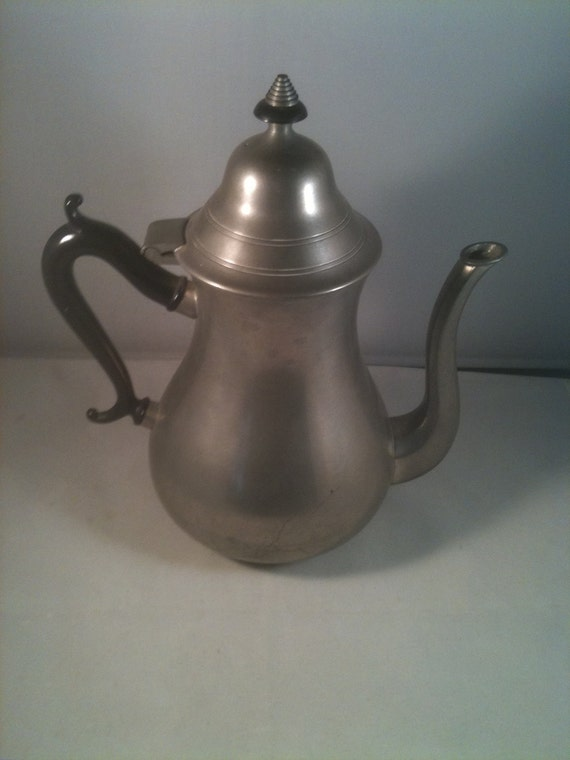 SALE- Royal Holland Pewter Server for Coffee or Tea
