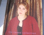 Debbie Bliss The Tweed Collection Pattern Book New