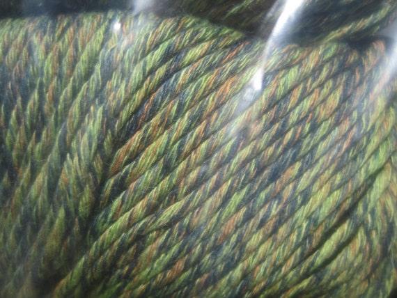Louisa Harding Ondine Cotton Marled 10 skeins DK Color 12 Elfin
