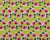 SALE valentine cotton fabric by the yard - Rose Buds from Kathy Davis' Ambrosia collection