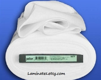 Fusible fleece 987F by the 1/2 yard yardage for purses, bags, totes, quilts and more