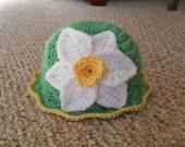 Daffodil Shell Hat