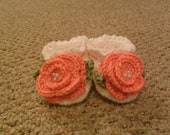 Rose Booties