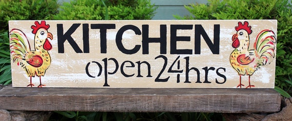 Wooden Signs Wood Art Wood Signs Kitchen by