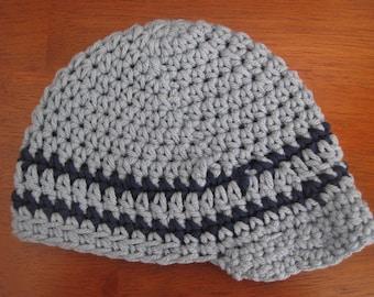 Newsboy Hat (0-3 Months)