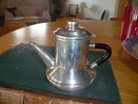 vintage coffeepot