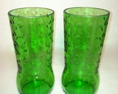 Sprite Recycled Bottle Glass - Set of 2
