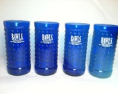 Bawls Recycled Bottle Glass - Set of 4