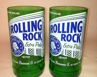 Rolling Rock Beer Etsy