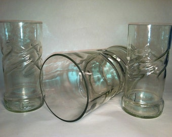 Smirnoff Twisted Vodka Recycled Bottle Pitcher Set