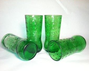 Sprite Recycled Bottle Glass - Set of 4