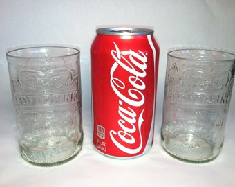 IBC Soft Drink Recycled Glass - Set of 2