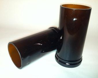 Kahlua Recycled Bottle Glasses - Set of 2