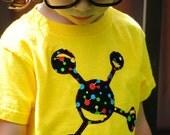 Molecule infant or toddler t shirt