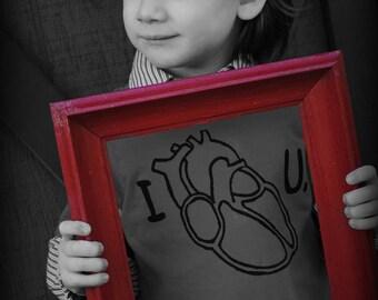 SALE I (heart) U., Kids t-shirt