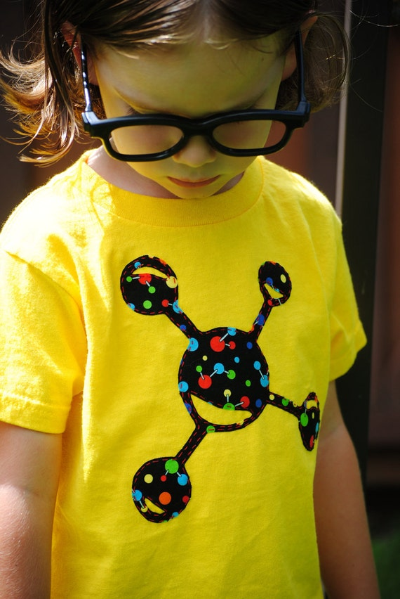 Molecule infant or toddler t shirt