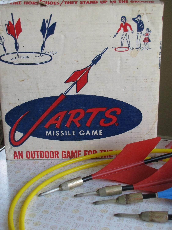 Vintage Lawn Game Jarts