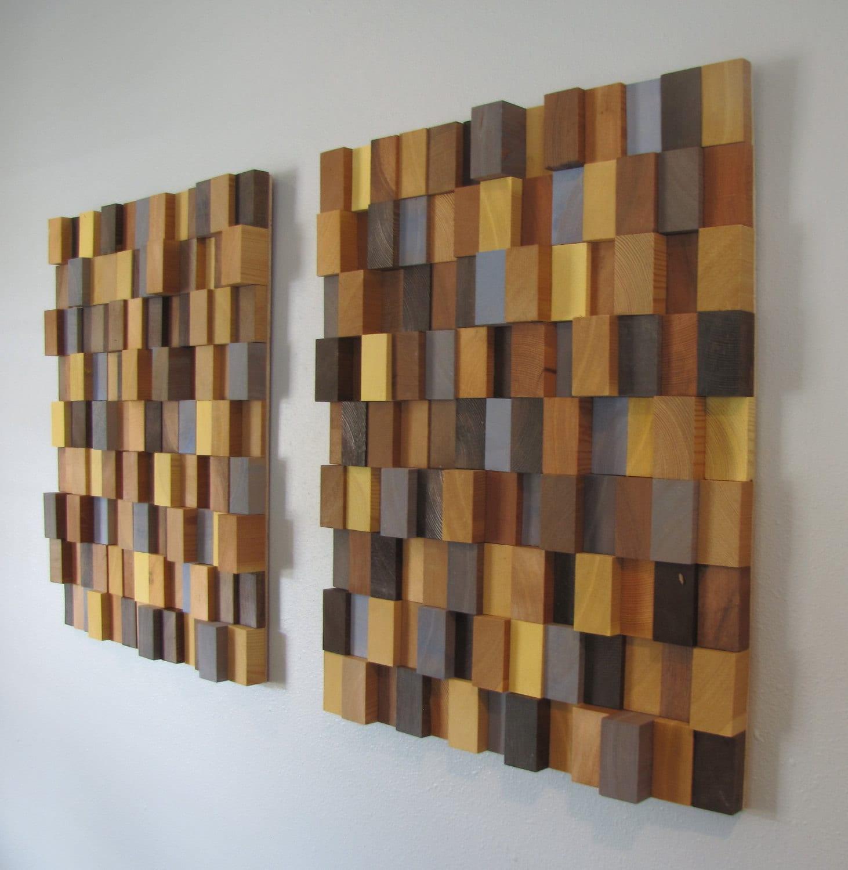 Wood Craft Wall Decor