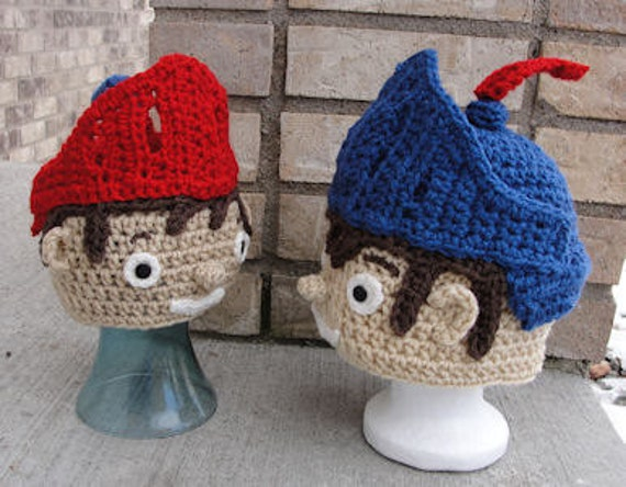 Mack The Knight Crochet Pattern - INSTANT DOWNLOAD