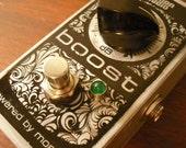 dB Boost - Mosfet boost pedal