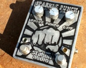 Sparkle Punch - Tube Overdrive/Mosfet Boost Pedal