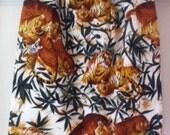 Custom Order for Hetty Bloom : Tiger Print Pencil Skirt