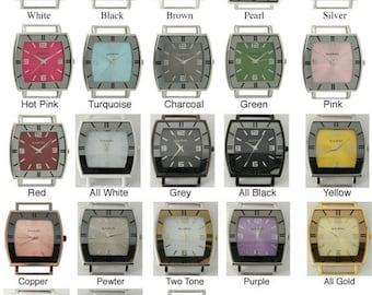 Tank - Interchangeable Watch Face - Ribbon Bar