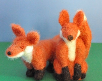 Foxes  made to order