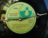 Ummagumma Pink Floyd Vinyl Album Clock