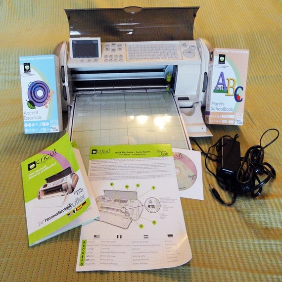 Cricut Expressions Die Cutting Machine Bundle Package with Free Shipping