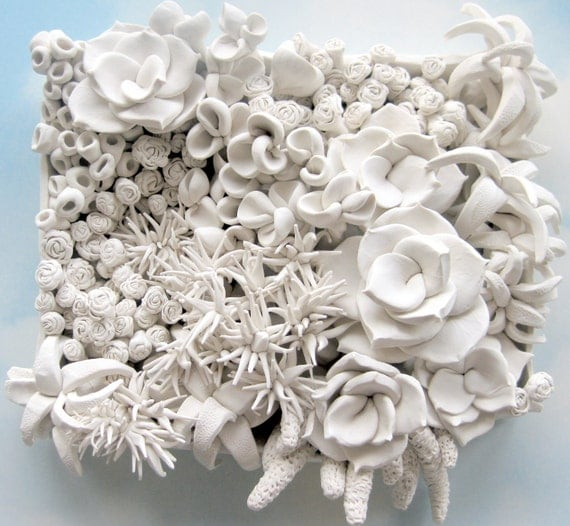 A piece of lisa friday favorite 4 dilly pad angela schwer for Angela florist decoration