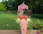 Circus Theme Table Decorations