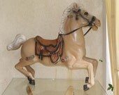 3 foot Carousel Horse for Display