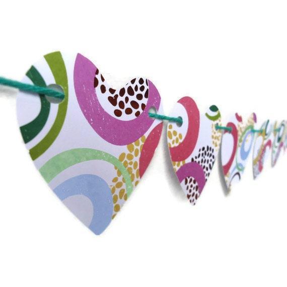 Love Paper Banner