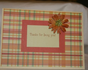 Thank You Card 20120004
